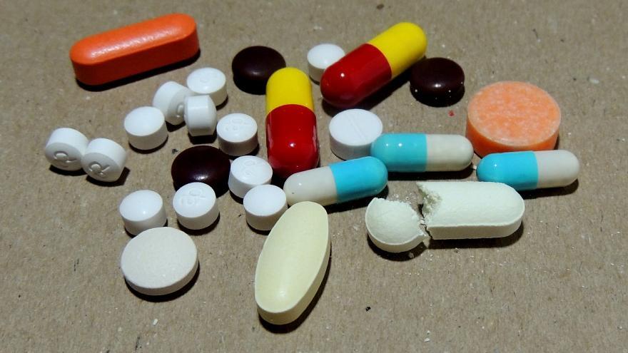 Medicamentos en comprimidos y cápsulas