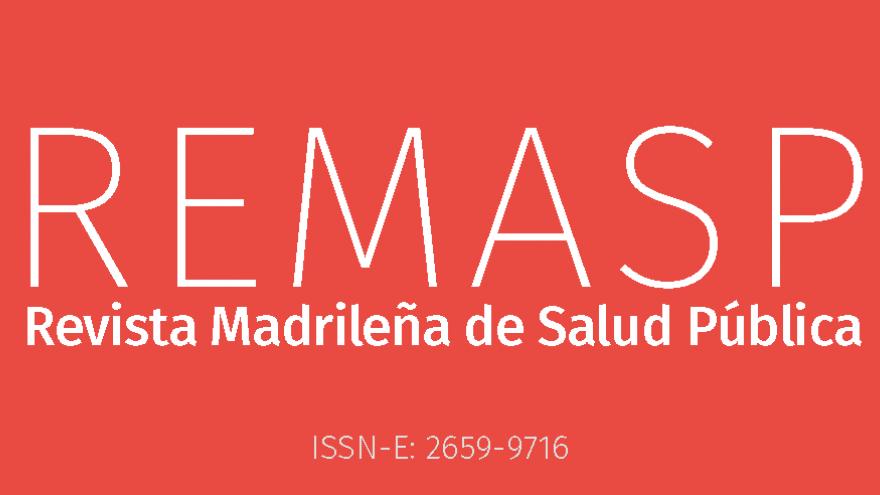 REMASP Revista Madrileña de Salud Pública