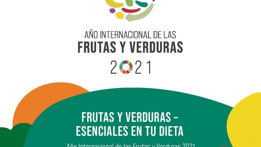Año Internacional de frutas y verduras 2021