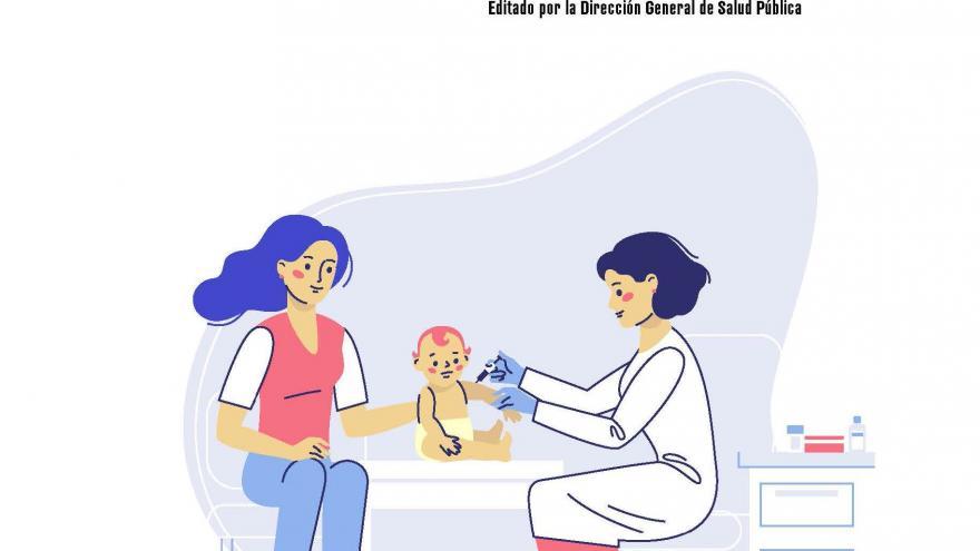 Calendario vacunación infantil 2020