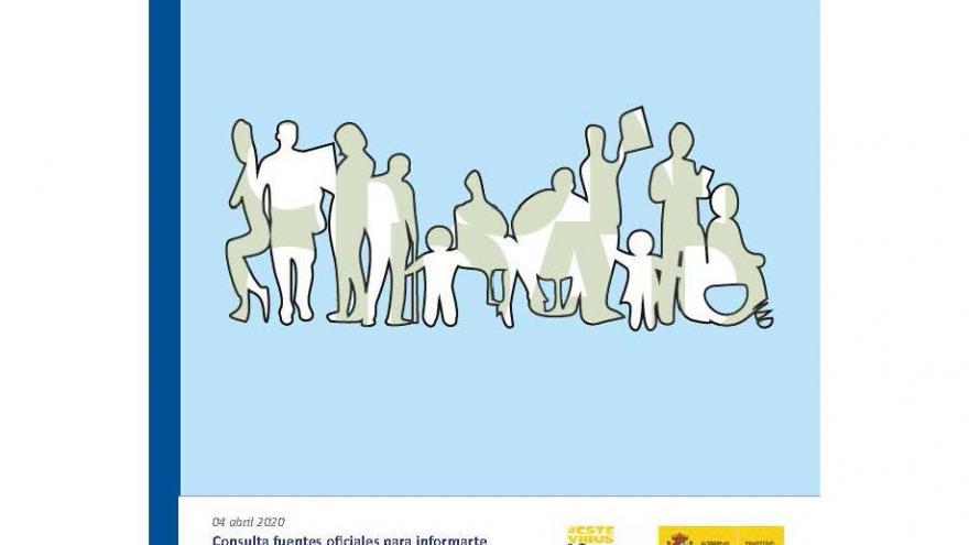 Guía de actuación para personas vulnerables en situación de confinamiento
