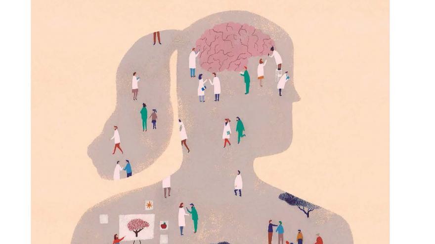 Adolescentes salud y bienestar emocional