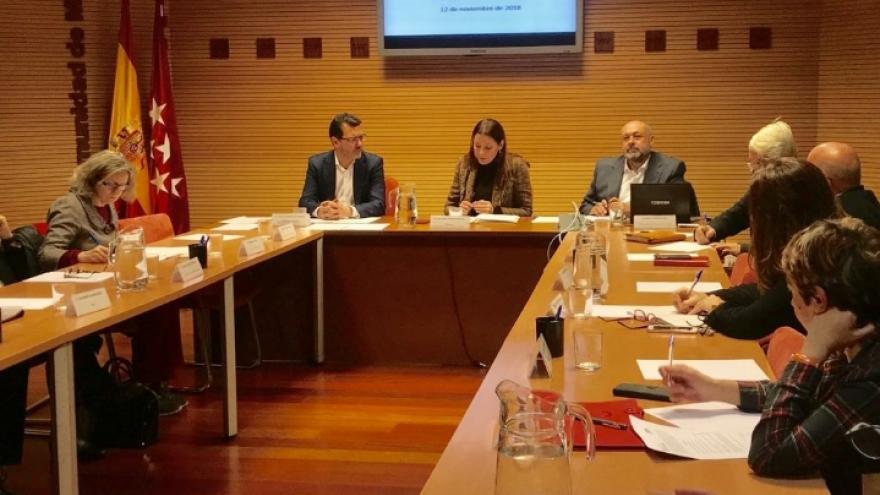 Reunión Consejo Regional Mayor