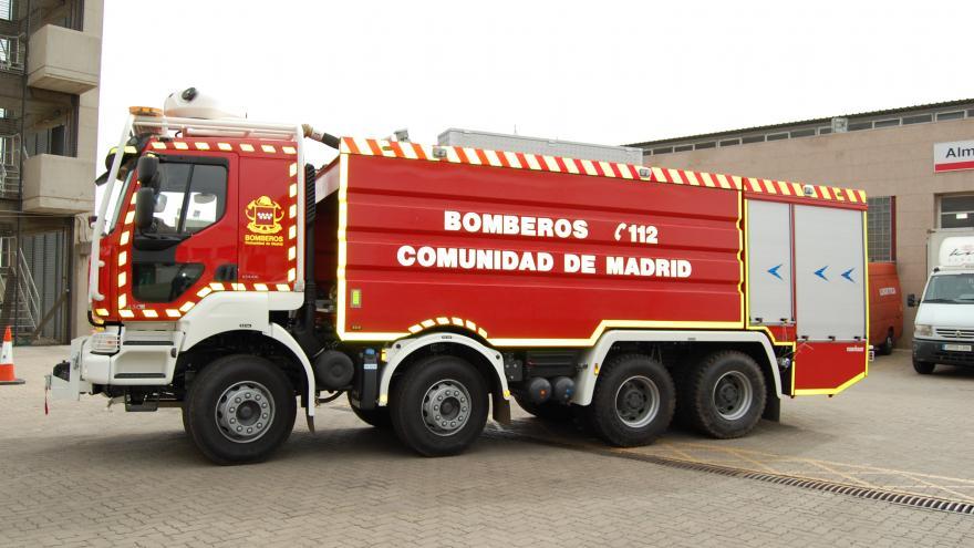 Autobomba nodriza pesada: 8 unidades