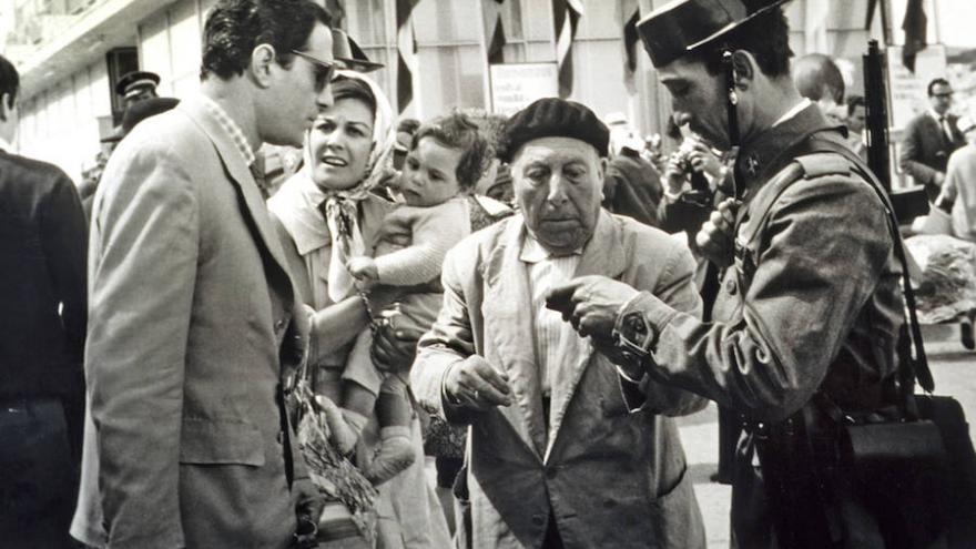 Imagen de la película El verdugo
