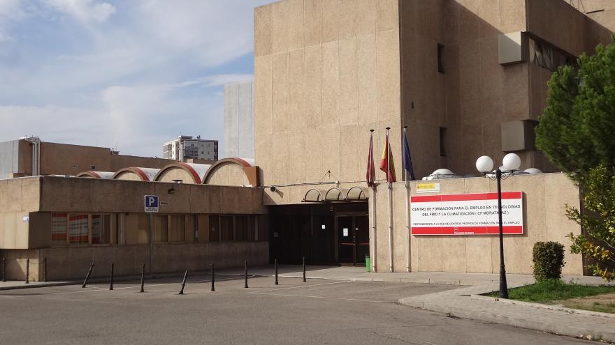 Centro de formación Moratalaz