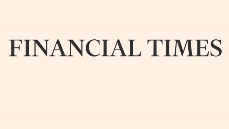 Cabecera Financial Times