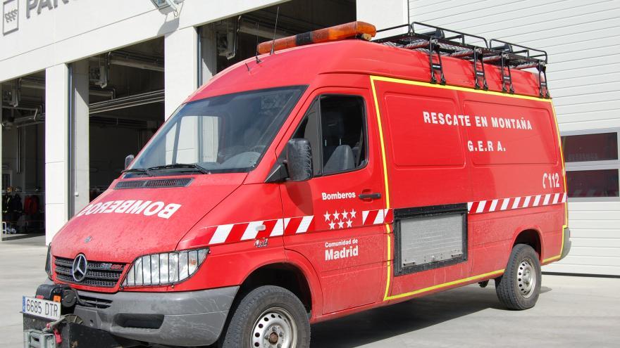 Furgón equipo de rescate: 2 unidades