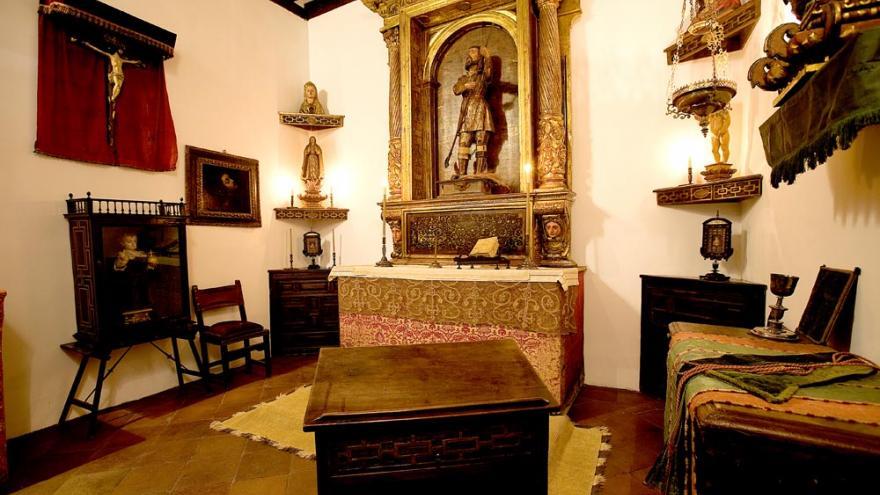 Oratorio de Lope de Vega