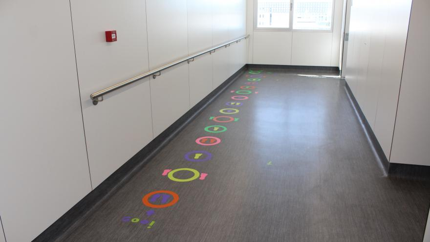 El programa incentiva la movilidad de los pacientes con numerosas alternativas