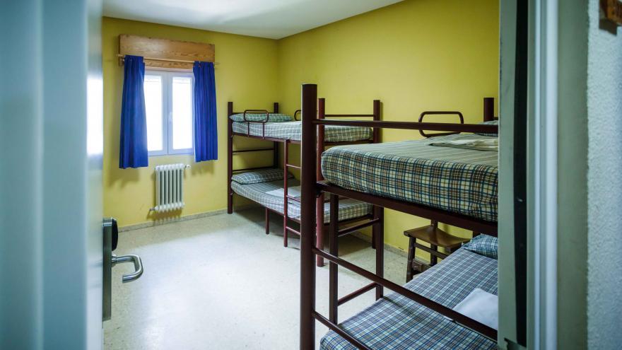 Albergue Villa Castora habitación 2