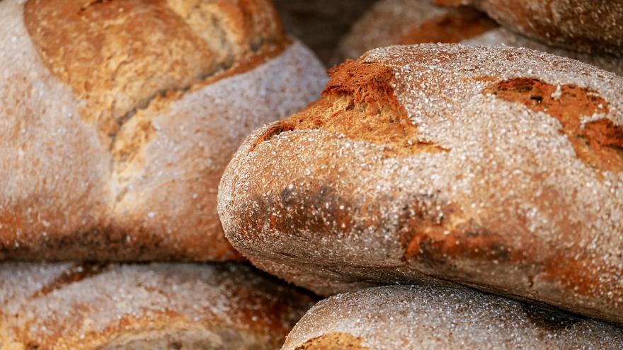 Pan de horno de leña