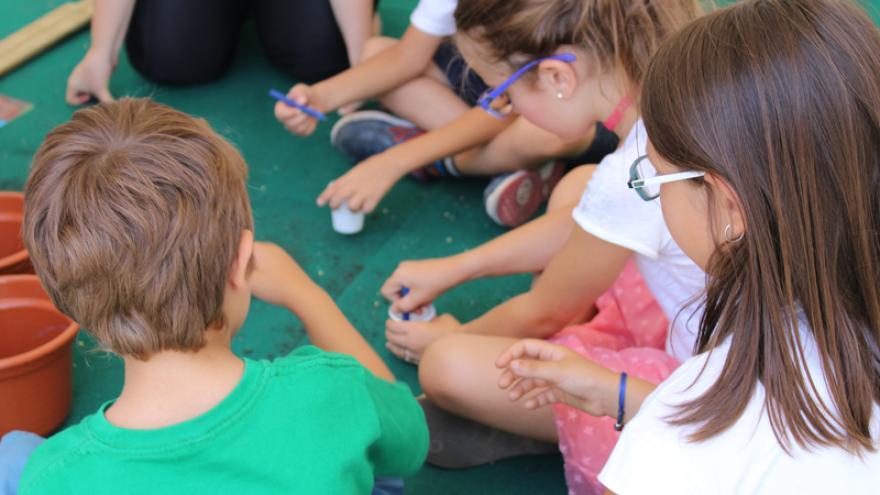 Actividades infantiles en #Cómete Las Ventas
