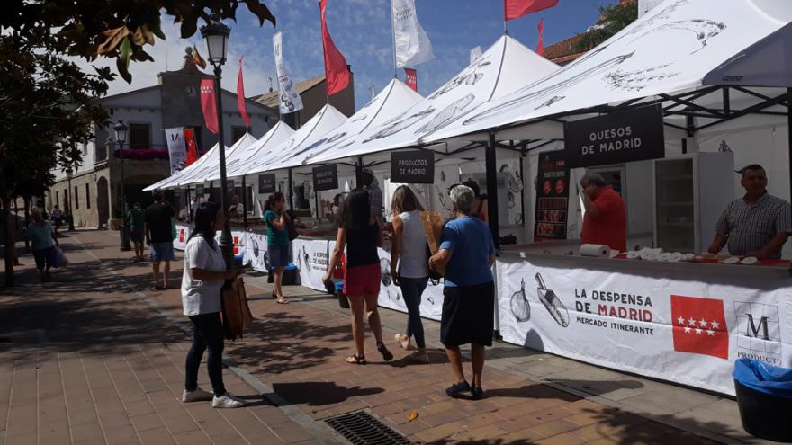 La Despensa de Madrid - Mercado Itinerante 2018
