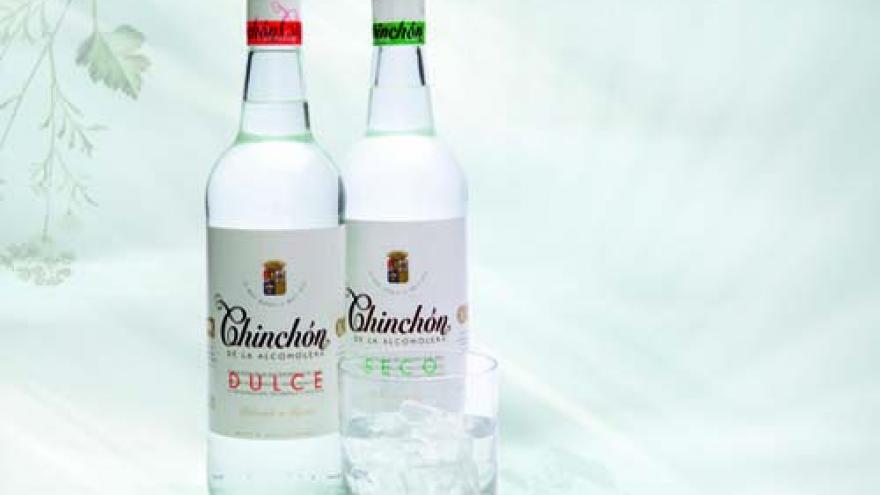 Botellas de Anís de Chinchón dulce y seco