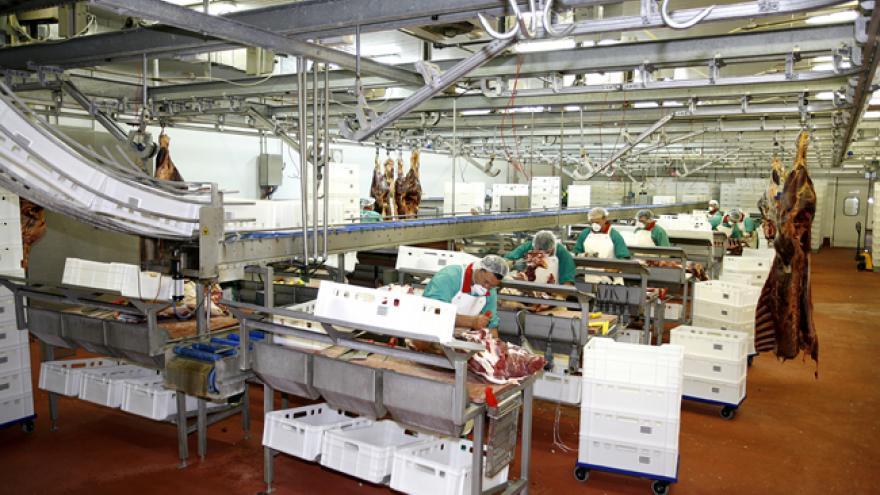 Industria cárnica IGP Carne de la Sierra de Guadarrama