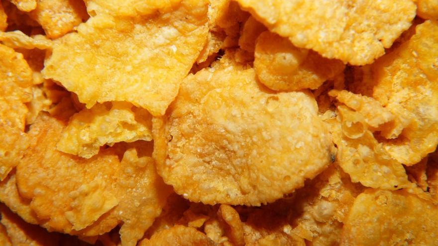 Cereales (Corn flakes)