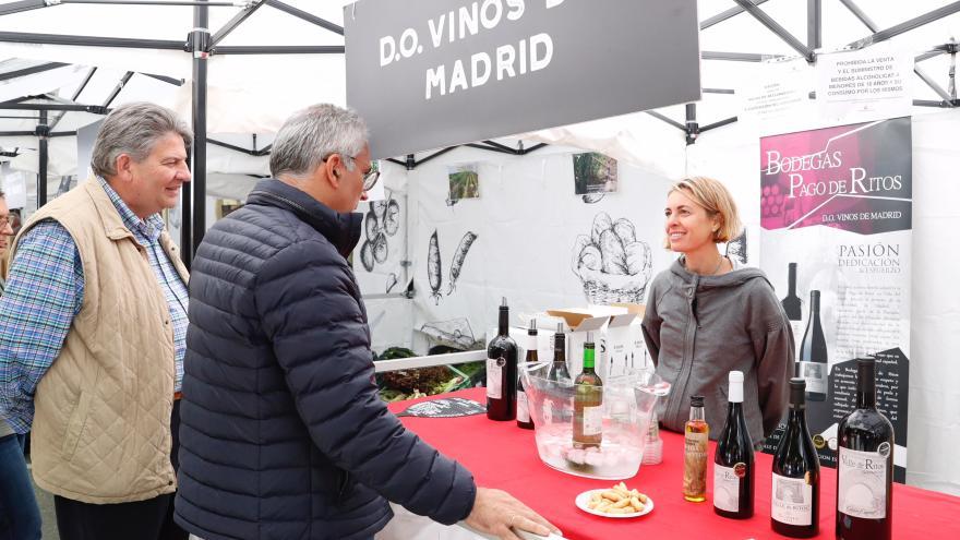 La Comunidad invierte más de 100.000 euros para dinamizar el comercio agroalimentario y las economías rurales