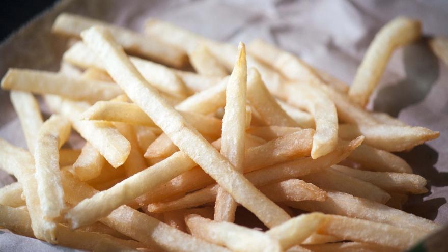 "Patatas fritas ""tradicionales"""