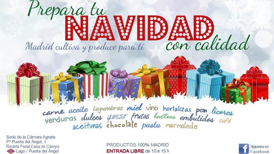 Día Mercado Navidad
