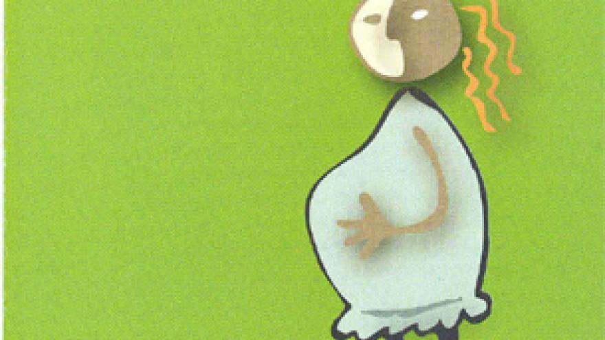 Dibujo de una embarazada