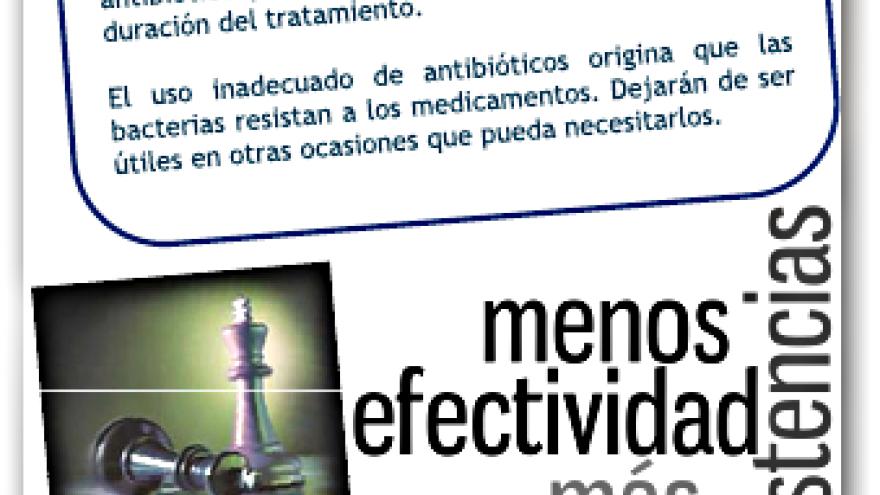 boletin antibióticos