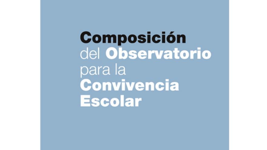 Composición del observatorio