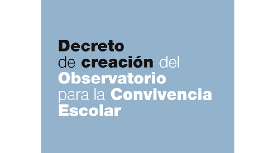 Creación Observatorio