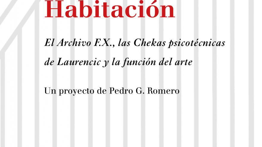 Portada Pedro G. Romero. Habitación