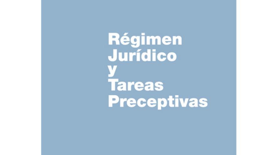 portada azul regimen juridico