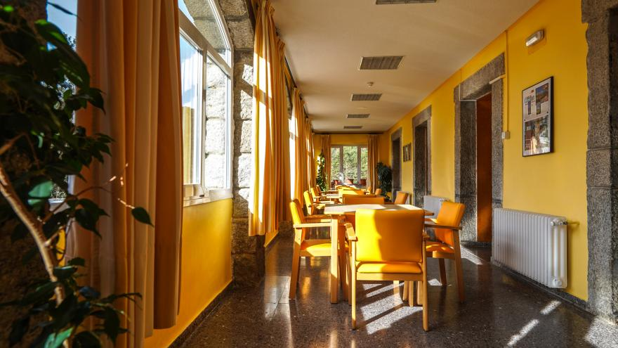 Salón Albergue Juvenil Villa Castora