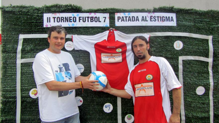 "Sorteo de Balones II Torneo de Fútbol 7 ""Patada al Estigma"""