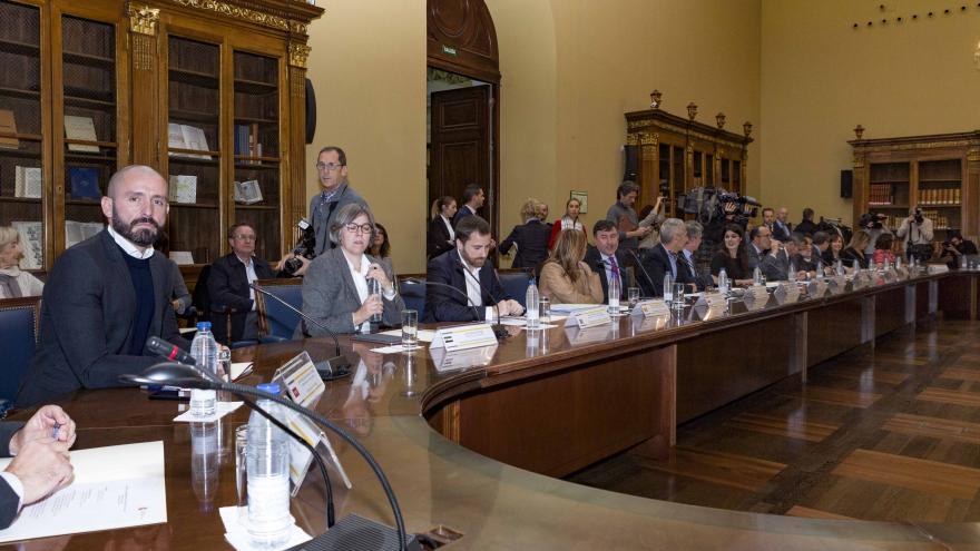 El consejero de Cultura, Turismo y Deportes, Jaime de los Santos, participa en la Conferencia Sectorial de Cultura