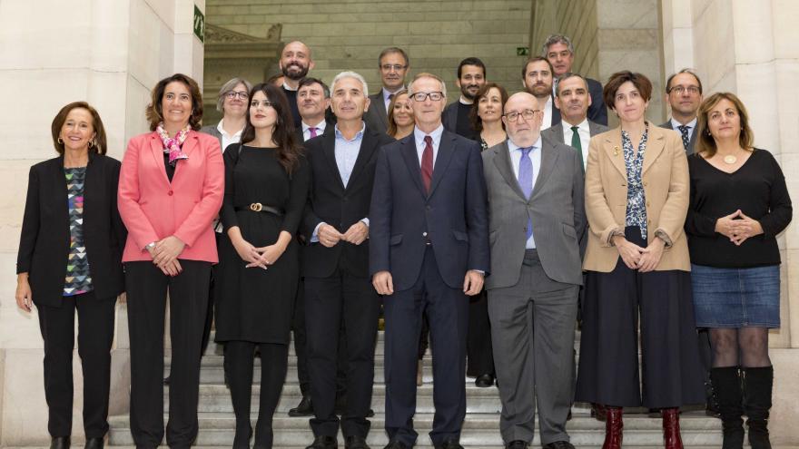 La Conferencia Sectorial de Cultura se ha celebrado en la Biblioteca Nacional de España