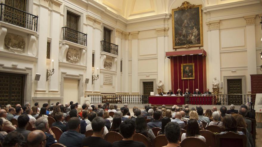 Presentación libro Ventura Rodríguez. El poder del dibujo
