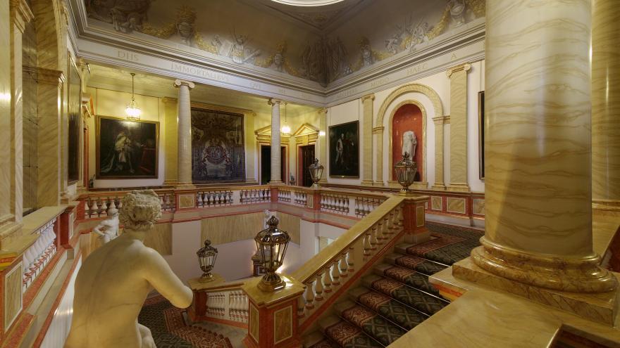 palacio del duque de liria