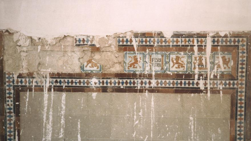 Imagen cerámica interior