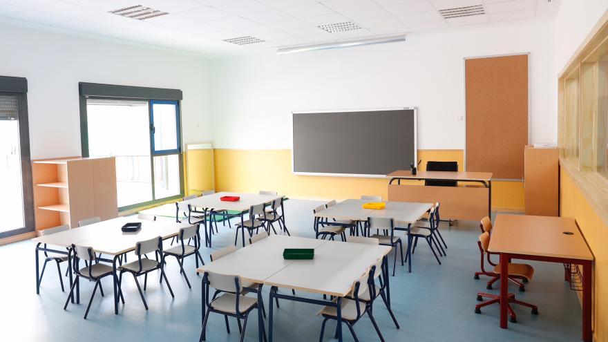Nuevo centro docente María Blanchard