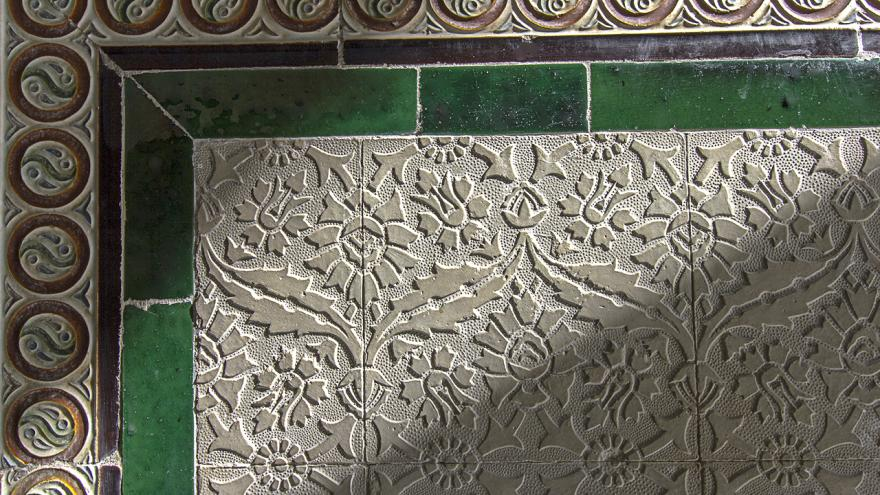 Imagen de cerámica interior