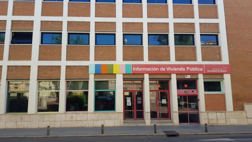 Red De Oficinas De Vivienda Comunidad De Madrid
