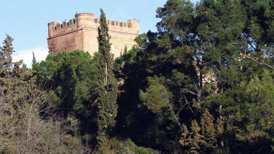 Castillo de Batres. Parque Regional del curso medio del río Guadarrama y su entorno