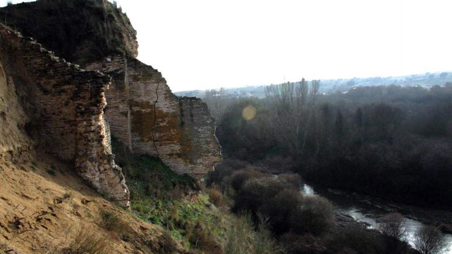 Castillo de Calatalifa. Parque Regional del curso medio del río Guadarrama y su entorno