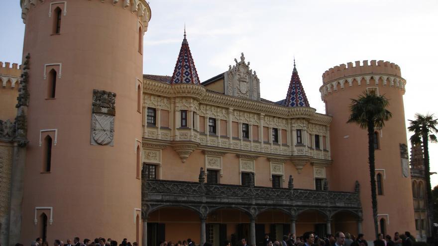 Parque Regional de la cuenca alta del Manzanares. Castillo de Viñuelas
