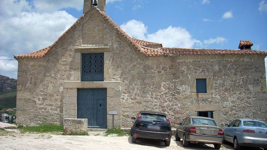 Parque Regional de la Cuenca Alta del Manzanares. Ermita Peña Sacra