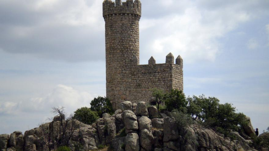 Parque Regional de la cuenca alta del Manzanares. Torre vigia de Torrelodones