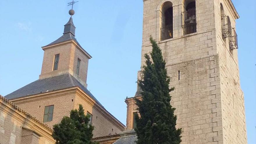 Iglesia San Juan Bautista_Arganda