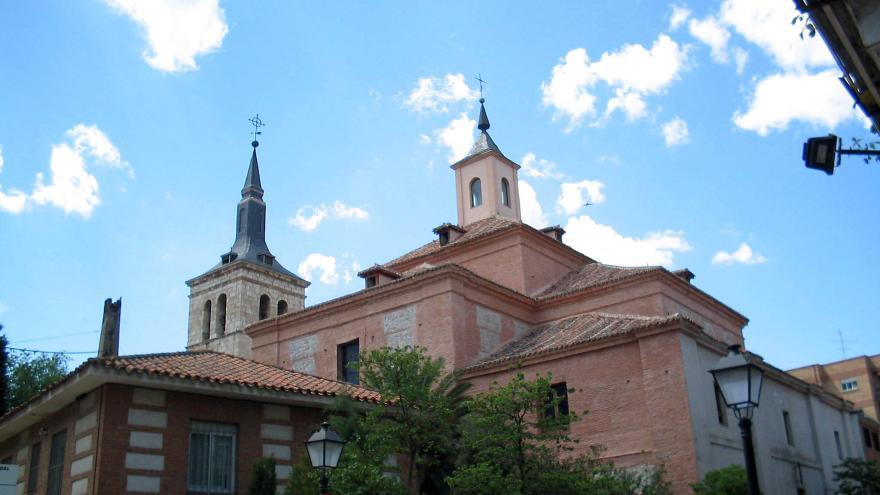Iglesia de San Juan Evangelista_Torrejon de Ardoz