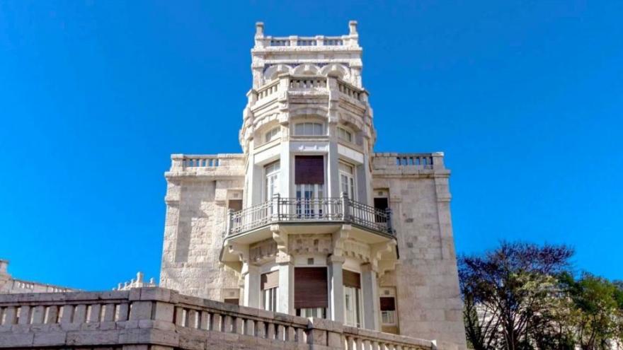 Imagen del exterior del edificio