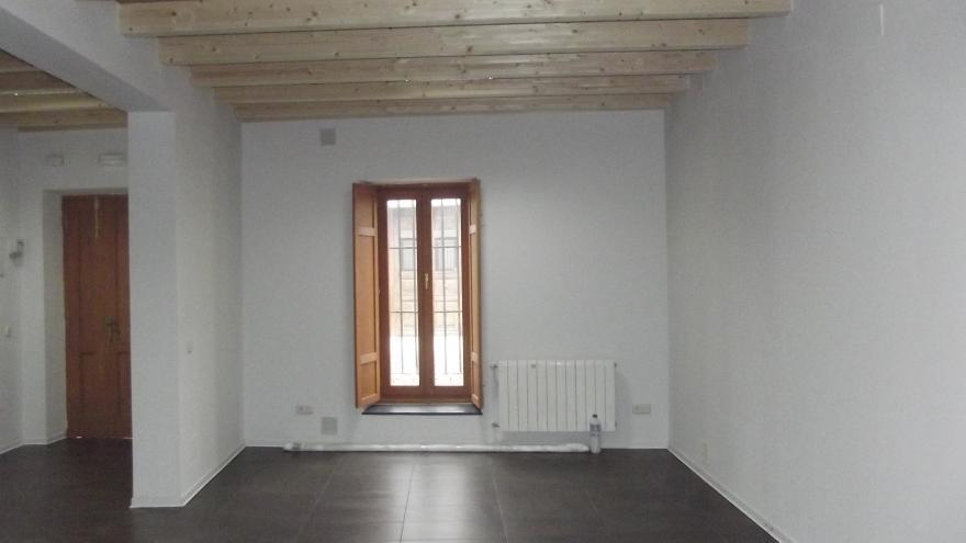 Imagen del interior de la Casa de la Juventud después de la reforma