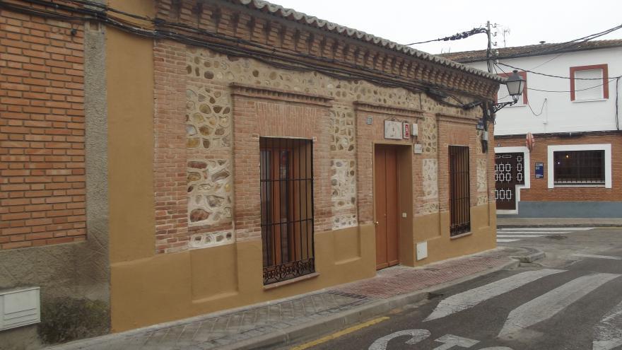 Imagen del aspecto exterior de la Casa de la Juventud después de la reforma